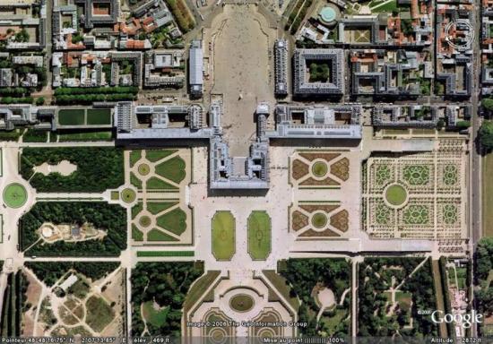 Projet histoire des arts en 4eas - Histoire des arts les jardins de versailles ...