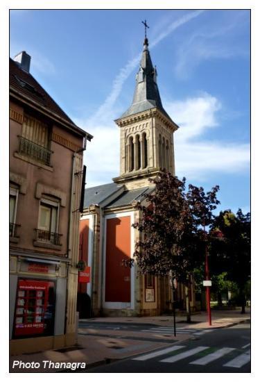 Temple Saint Jean