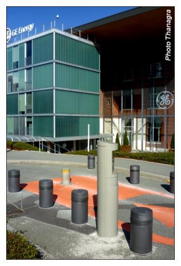 GE Energy dans Belfort Technopôle