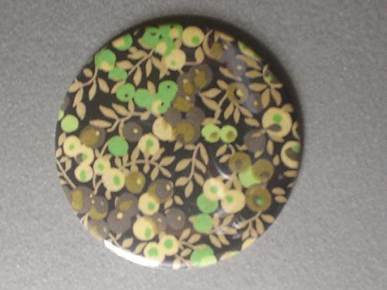 Magnet Wiltshire marron et vert