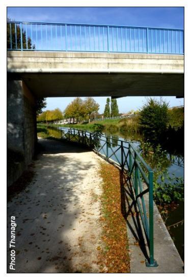 Le pont de Sevenans