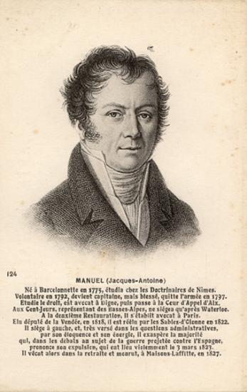 Jacques Antoine Manuel