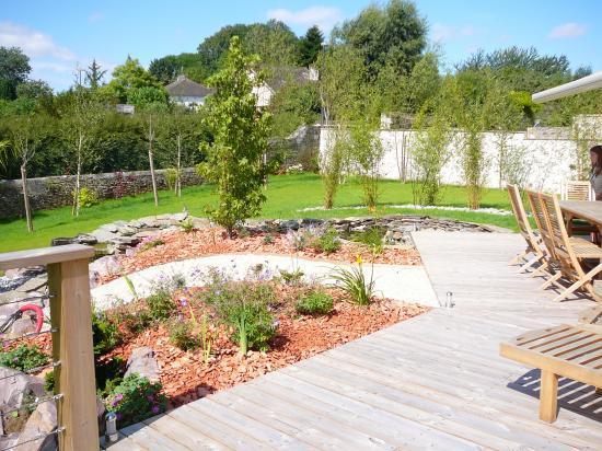 Bayeux espaces verts for Entretien jardin bayeux