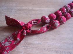 Détail Capel rouge