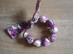 Bracelet Thorpe violet