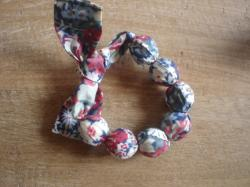 Bracelet Thorpe rouge et bleu