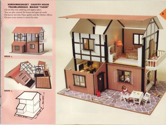 maisons lundby. Black Bedroom Furniture Sets. Home Design Ideas