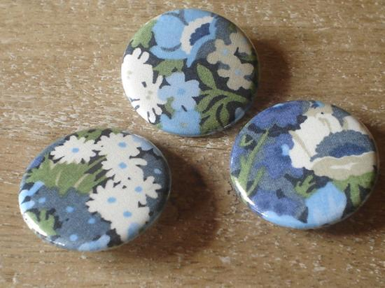 Badges 32 Thorpe bleu