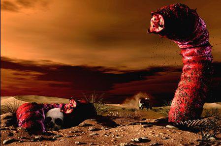 Olgoï-Khorkhoï Mongolie désert de Gobi cryptozoologie ver géant