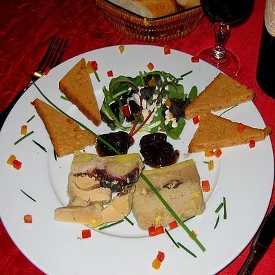 Recettes - Cuisson foie gras en terrine ...