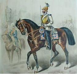 GDC GKR Cavalerie Cuirassier