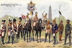 GDC GKR Cavalerie Cuirassier Garde Prusse