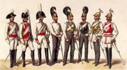 GDC GKR Cavalerie Cuirassier Garde Prussien