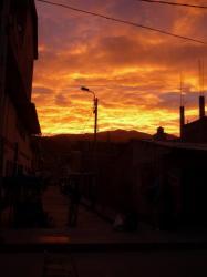 Atardecer - Huaraz