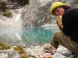 Laguna 69 - parque Huascaran
