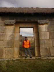 Mi guia Euler en Huanuco Pampa