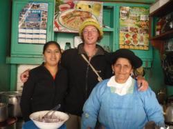 Mi futura esposa y su madre! - Huancavelica