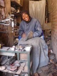 Marcelino, el simpatico zapatero - Huancavelica