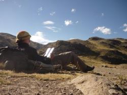 Esperando un trailer - Despues de Huancavelica