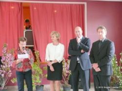 Connigis : Discours à l'inauguration de l'école