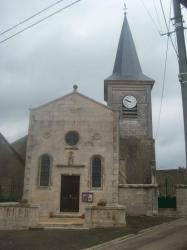 Eglise Han sur Meuse