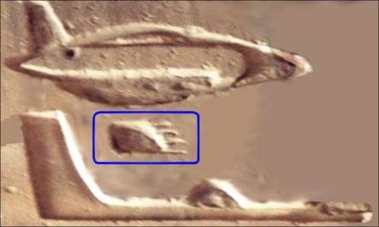 Le site d'Abydos I3