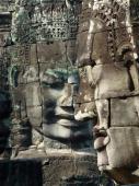 Visages enigmatiques du Bayon, Angkor