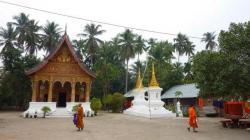 Temple boudhiste de Luang Prabang