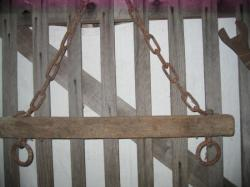 Les Outils des anciens. Le Charron Coll. Créd. Photo A.M.B