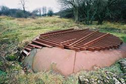 B5;voussoirs,35cm d'acier;out sept44