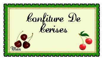 Souvent Etiquettes Confitures 7 IH33