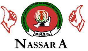 Logo MNSD Nassara