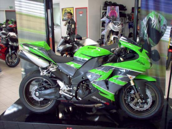Aerographie Peinture Moto Sur Change 53810 En Mayenne