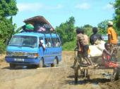 Taxi-brousse, l'aventure sur les pistes