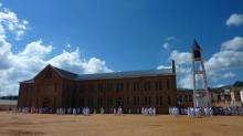 Etonnante basilique de Soatanana