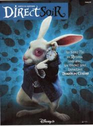 Direct Soir Alice au Pays des Merveilles