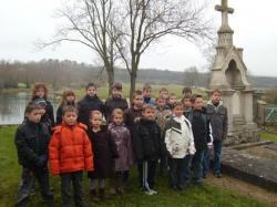 Monument de Brasseitte 11 novembre 2009