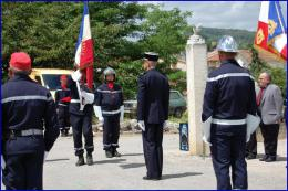 Passation de drapeau