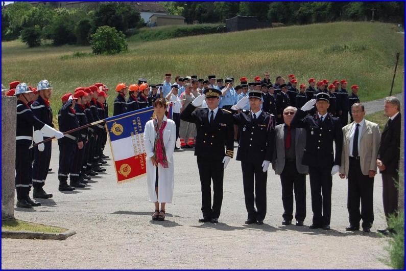 Journée N. Sapeurs Pompiers