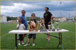 La table des trophées