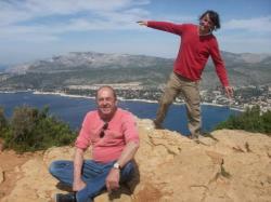 Gilles CHAUVIN et Pascal SERRE