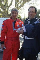 Laurent FERLITO et Pascal PELLEGRINI
