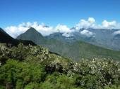 La Réunion, paysage montagnard
