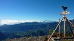Vue panoramique depuis la Roche Ecrite