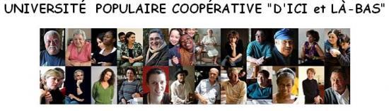 Université Populaire Coopérative d'Ici et Là-Bas
