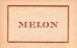Les étiquettes officielles des fruits au sirop de la Conserverie du Moulin du Pré au Moulin de Prey à Broglie Coll. Créd. Ph. Al