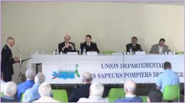 Conférence à la Salle Mermoz