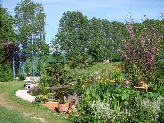 l 39 environnement le jardin fleuri le bassin les points devue le royaume des oiseaux. Black Bedroom Furniture Sets. Home Design Ideas