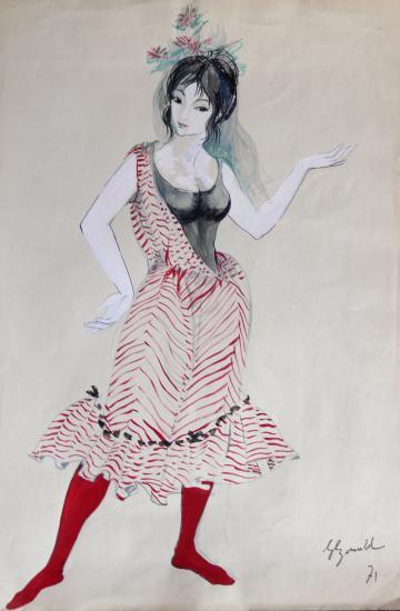 Jean-Luc PARANT - Original Lithographs