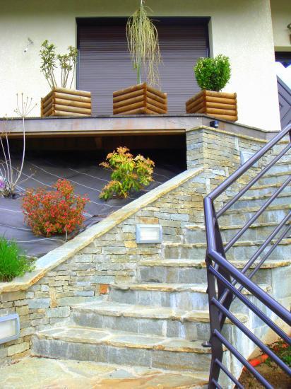 Escalier ext rieur - Creer un escalier exterieur ...